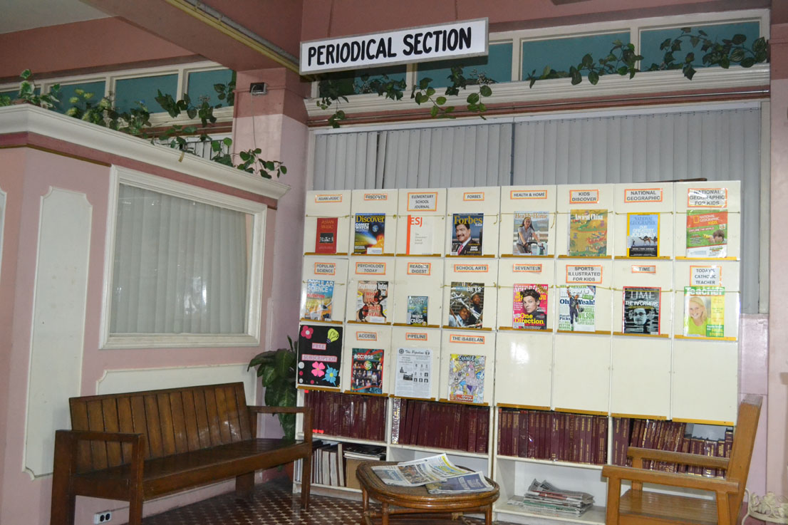 Periodical Section