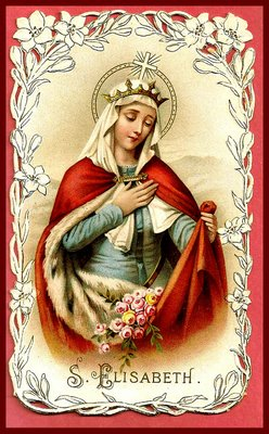 Image of Saint Elizabeth of Hungary