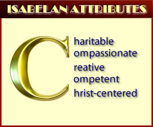 Attribute of an Isabelan