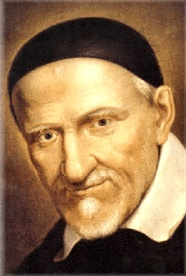 Image of Saint Vincent de Paul